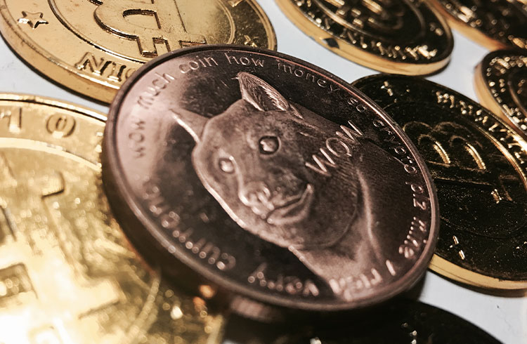 Dogecoin passa BTG Pactual em valor de mercado; entenda a alta