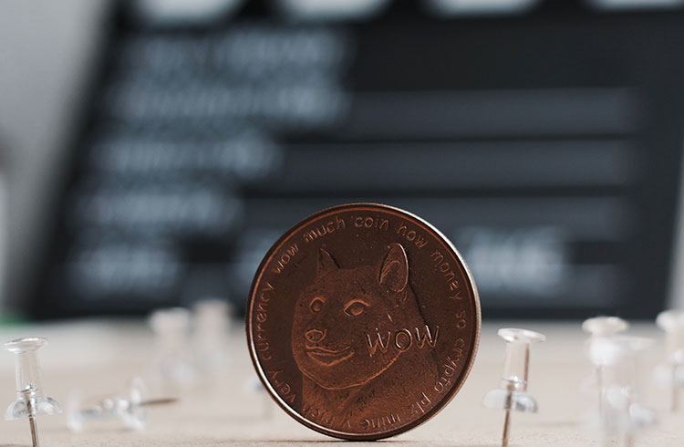 Lobo de Wall Street promete pump na Dogecoin em troca de seguidores