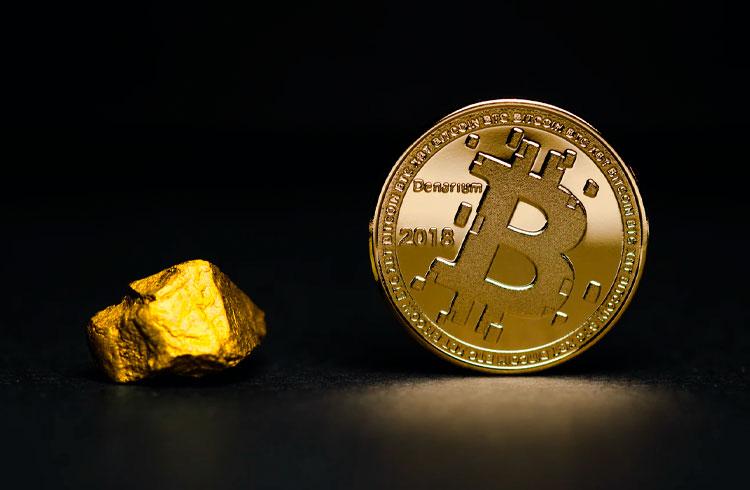 Par ouro/BTC: comerciante de ouro dá desconto para compras com Bitcoin