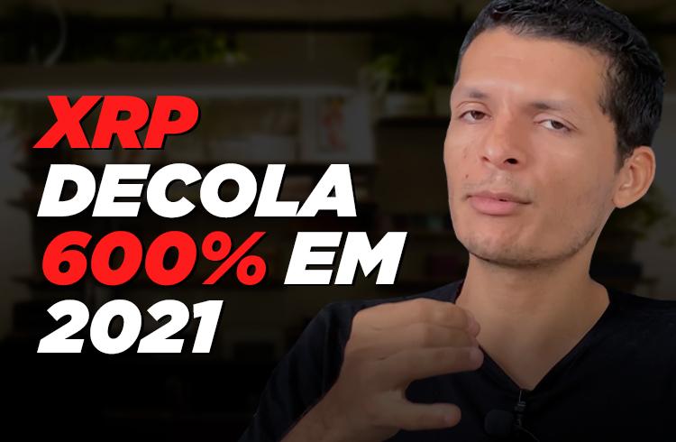 XRP decola 600% e pode valorizar ainda mais!