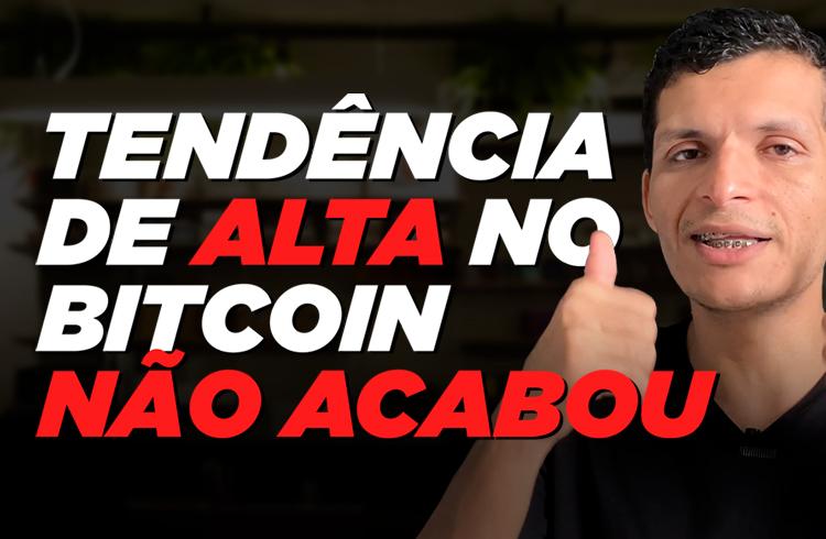 A grande alta do Bitcoin pode não ter terminado