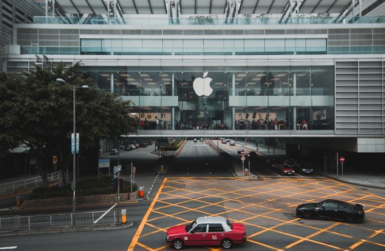 Apple vai entrar nas criptomoedas? Empresa quer profissional da área