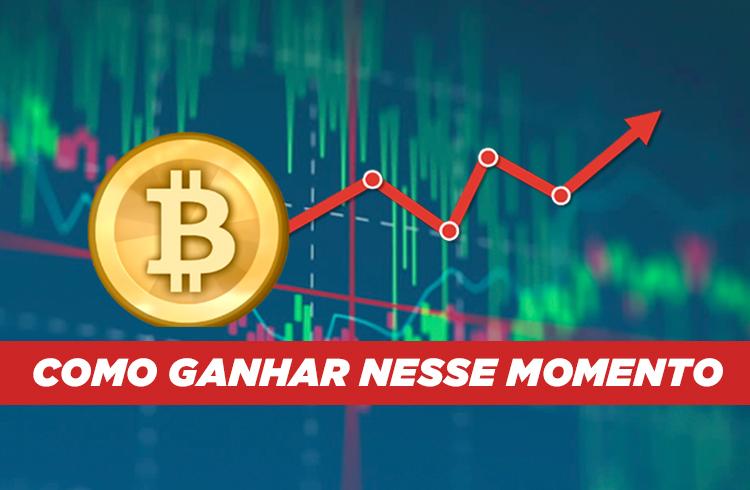 Bitcoin sofre queda relâmpago e altcoins despencam 50%