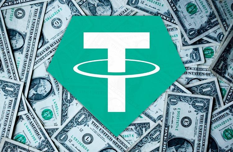 Menos de 3% do lastro do USDT é em dinheiro, revelou a Tether