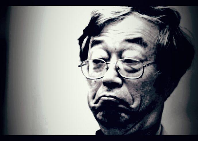 Quadro Satoshi Nakamoto
