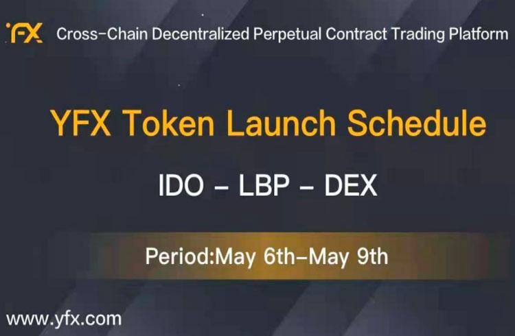 Token de governança YFX será lançado nesta quinta-feira