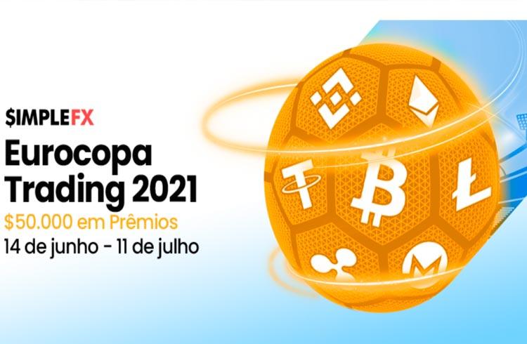 """US$50.000 em prêmios """"Euro 2021 Trading Cup"""" começa em breve"""