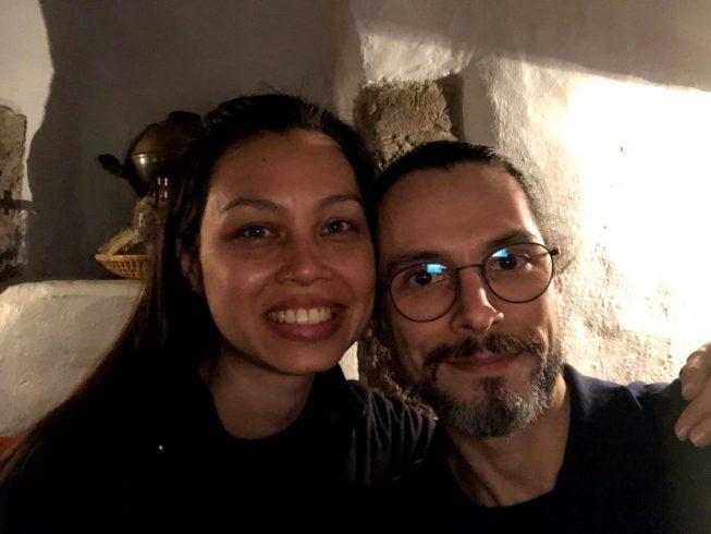 Foto: Edilson Osório e Miriam Oshiro - arquivo pessoal