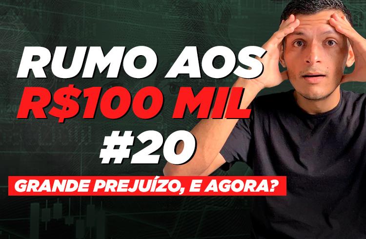 Após meses de lucro, tive um grande prejuízo   Rumo aos 100 mil #20