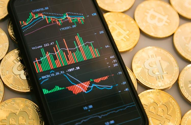 Bitcoin corrige e falha novamente em romper os US$ 40.000