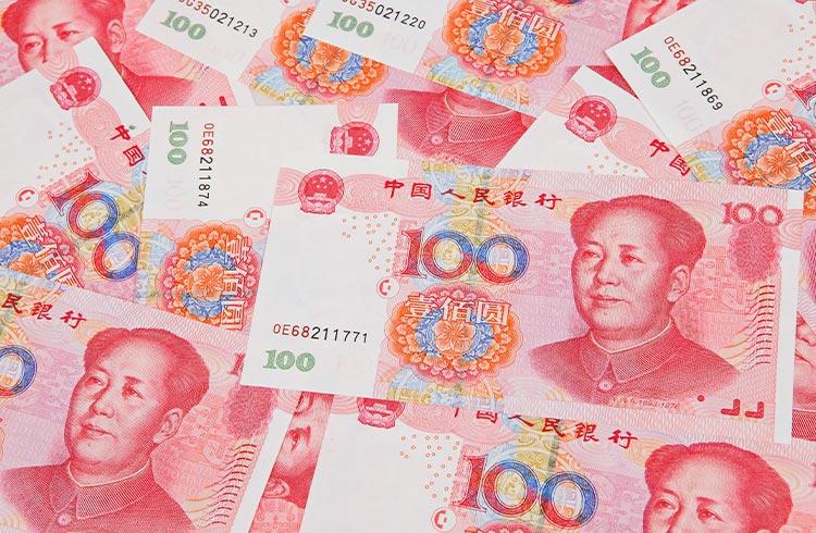 China distribuirá R$ 32 milhões de sua moeda digital para testes