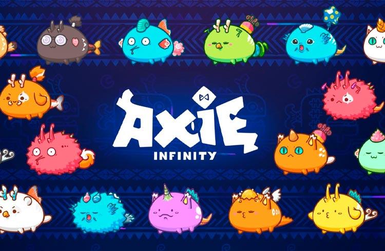 Empresa do Axie Infinity recebe R$ 20 milhões em investimento