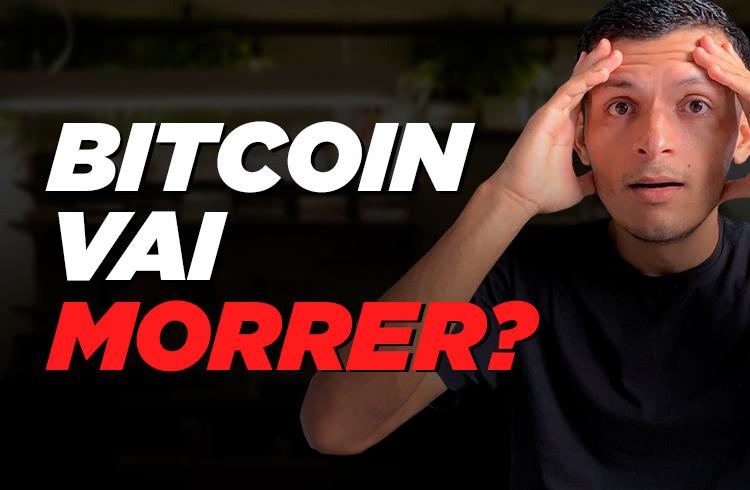 Hash rate do Bitcoin cai forte; o BTC pode morrer?