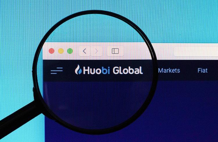 Huobi proíbe usuários da China de negociar criptomoedas em sua plataforma