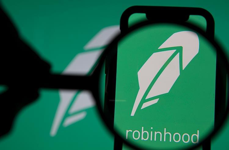 IPO do Robinhood é barrado por envolvimento com criptomoedas
