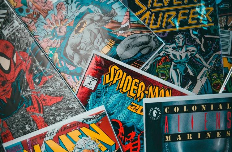 Marvel anuncia sua primeira coleção de NFTs para 2021