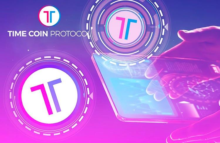 TimeCoin (TMCN) com NFT, DeFi, VTuber e Game Player Matching Service