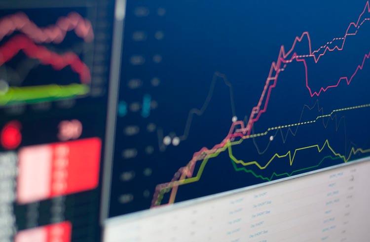 Token de ICO chega a saltar 2500% em seu lançamento