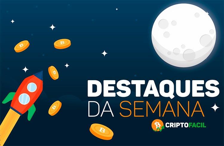 Token de ICO salta 2.500%, Binance e OKEx ameaçadas no Brasil e mudanças no Ethereum