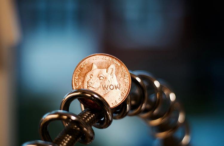 Transações de Dogecoin caem para níveis de 2018; hype acabou?