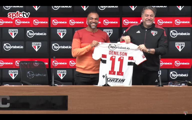 Marca estampará frente e verso da camisa do clube. Fonte: SPFCtv.