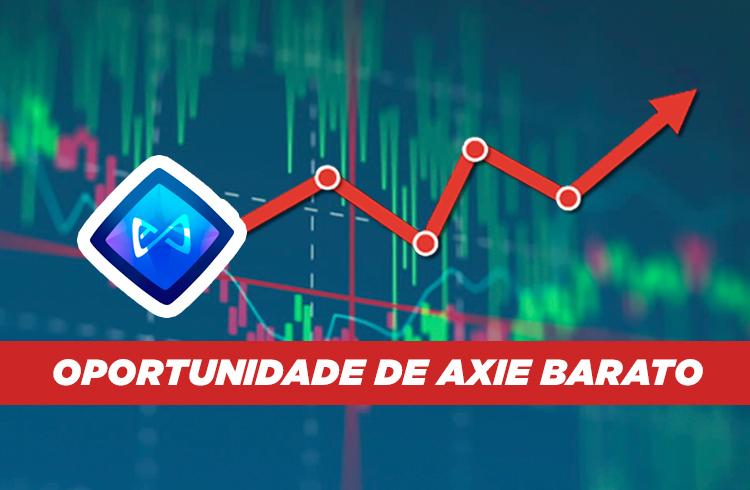 Análise Axie: correção do AXS pode estar a caminho