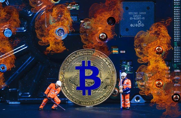 Com mineradores de Bitcoin no país, Cazaquistão cria taxa extra
