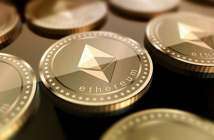 Ethereum valoriza 4%, mas ainda pode buscar os US$ 2.800