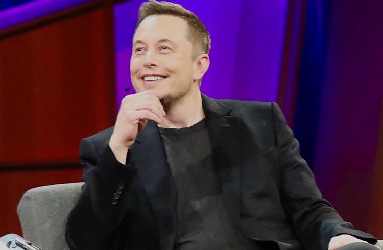 Mais uma: Elon Musk faz Baby Doge Coin valorizar 230%