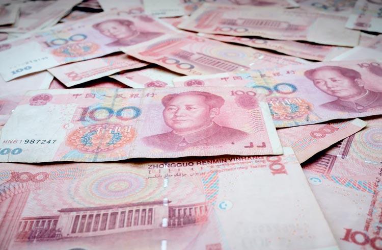Moeda digital da China: empresa desenvolvem carteiras e acessórios