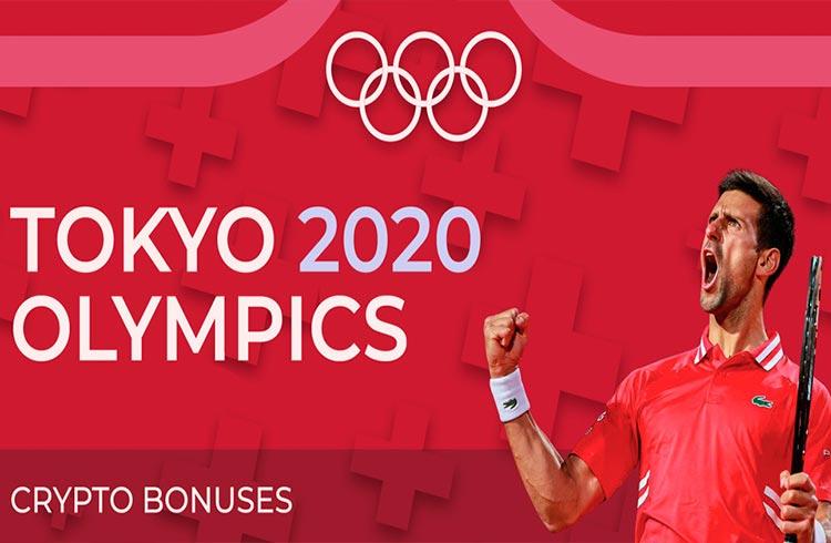 Olimpíadas de Tóquio: Aposte nos seus jogos favoritos e aproveite os bônus