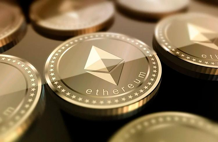 Quantidade de Ethereum em contratos inteligentes é 31% do total