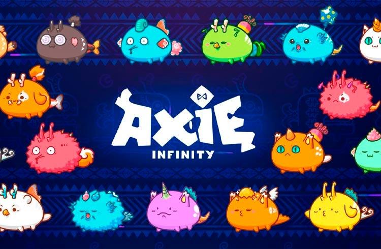 Token AXS do Axie Infinity disparou 700% em apenas 30 dias