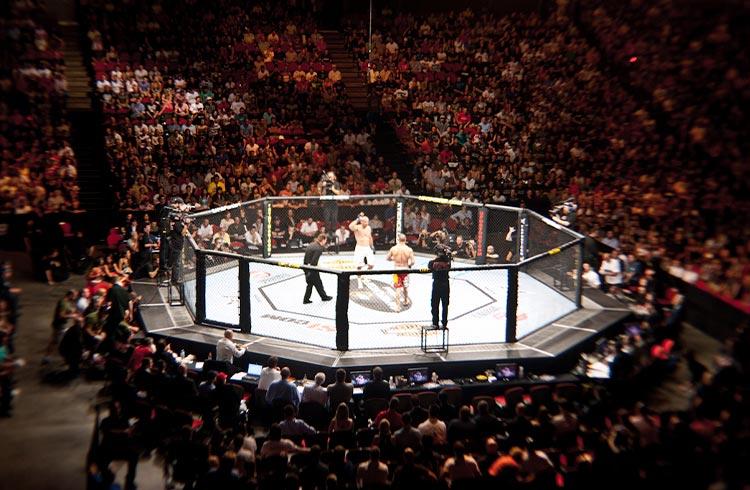 UFC fecha maior parceria da história com empresa de criptomoedas