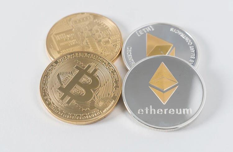 Volume de negociações em Ethereum supera transações com Bitcoin