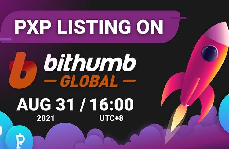 A Bithumb Global listará o token PXP do banco de criptomoeda PointPay