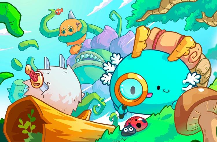 Axie Infinity: BitPreço sorteará time e personagem do jogo