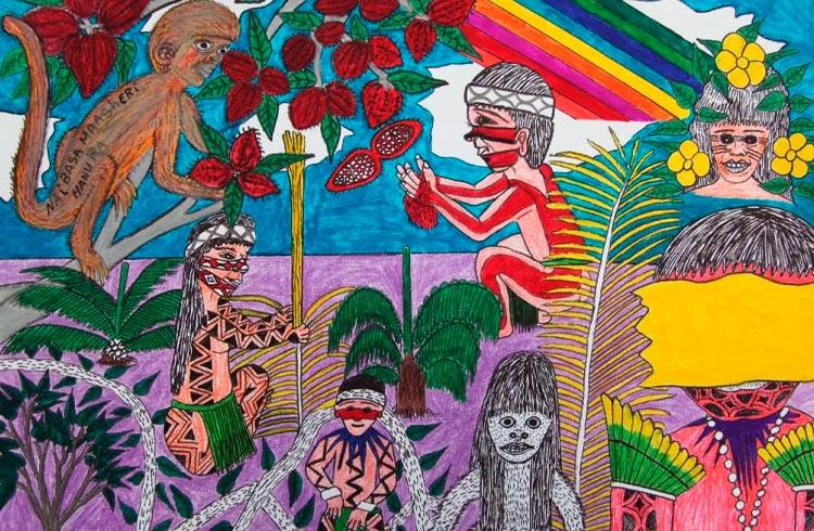 Brasil ganha plataforma de NFTs exclusiva para artistas indígenas
