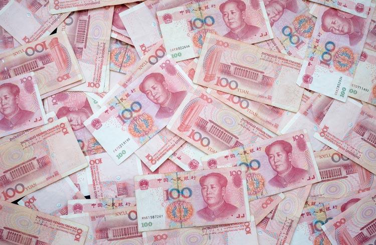China vai lançar dinheiro digital em formato de notas físicas