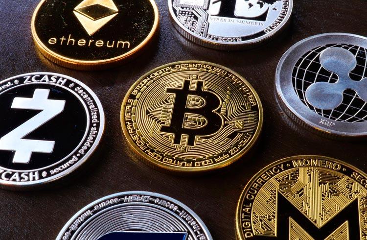 Maioria dos 100 maiores bancos do mundo está exposto a criptomoedas