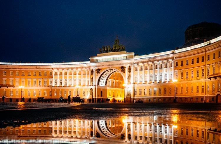 Museu Hermitage venderá NFTs na Binance