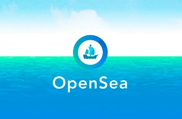 OpenSea bate recorde e negocia mais de US$ 1 bilhão em NFTs