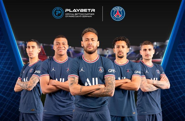 Playbetr se torna parceiro do Paris Saint-Germain