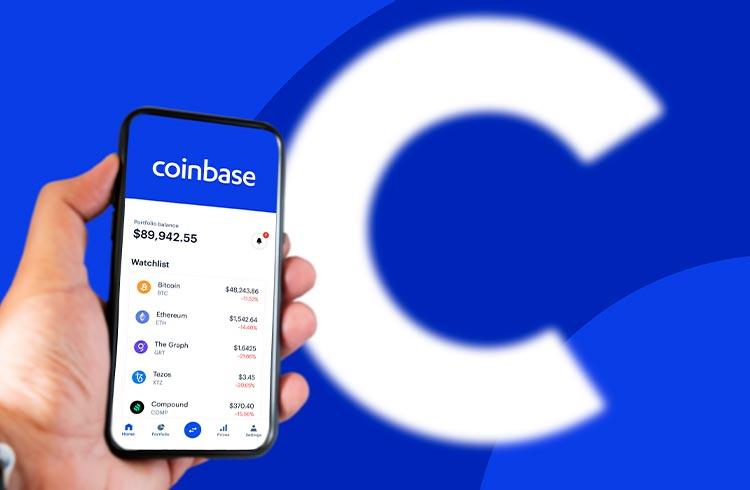 Resultados da Coinbase surpreendem e ações sobem 6%
