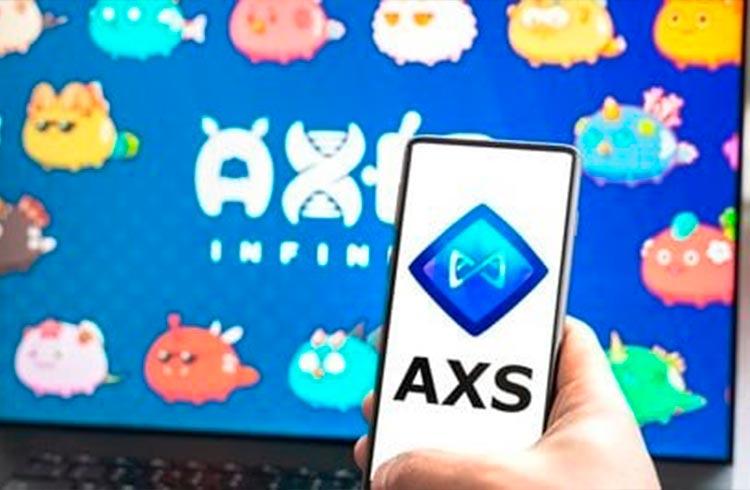 Token do Axie Infinity (AXS) já valorizou 7.277% em 2021 e pode mais após evento de agosto; pegue aqui um lote de R$ 100