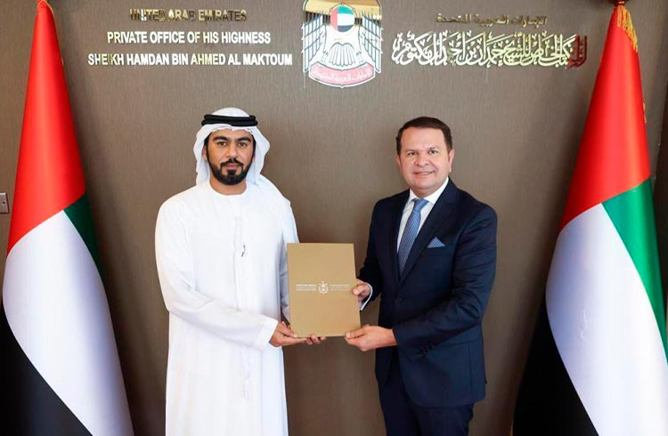 Token é lançado com apoio de Sheikh da família real de Dubai