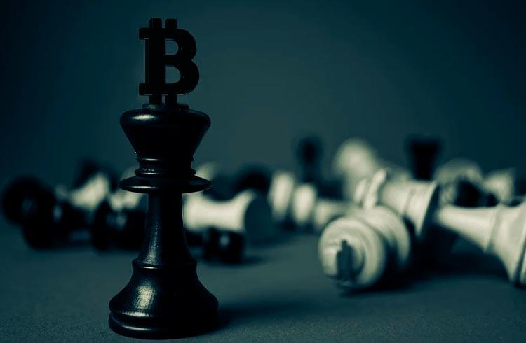 Bitcoin sobe para US$ 50 mil e Solana tem novo recorde de preço durante a madrugada