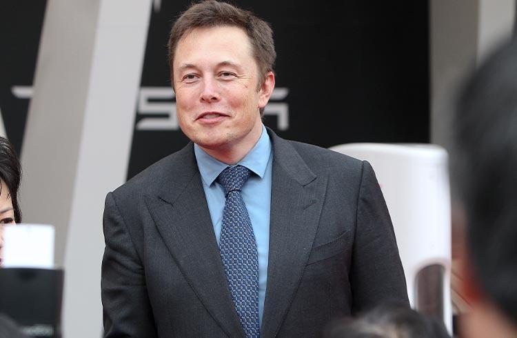 China não vai destruir criptomoedas, afirma Elon Musk