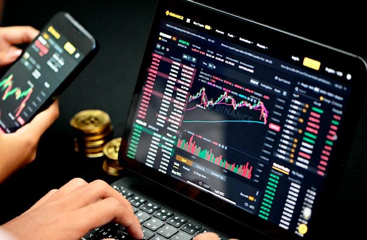 Coluna do TradingView: Análise AVAX, ETH e BTC
