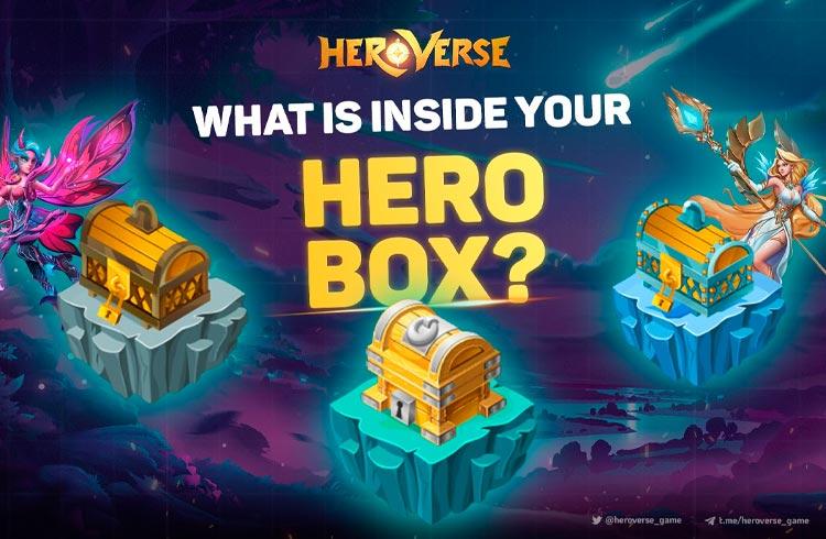 HeroVerse abre venda para o Hero Box: o que vem na caixa?